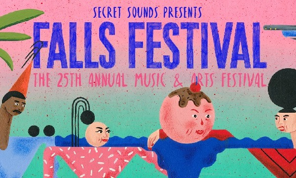 Falls Downtown Music & Arts Festival 2018
