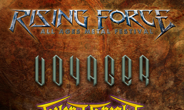 Rising Force All Ages Metal Festival 2017