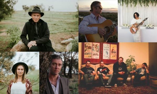 Dowerin Field Days Wheatbelt Songwriters Showcase