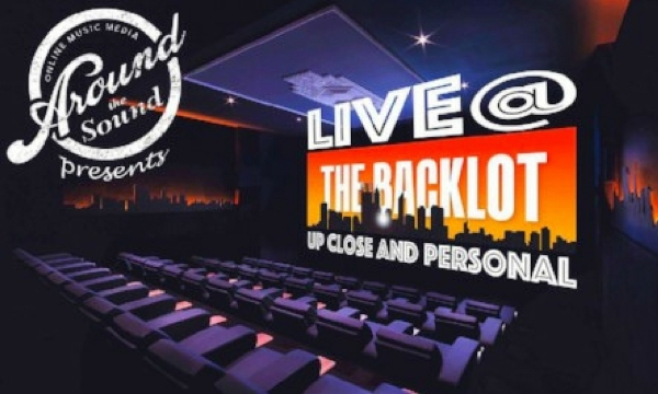 Live at the Backlot Up Close and Personal web