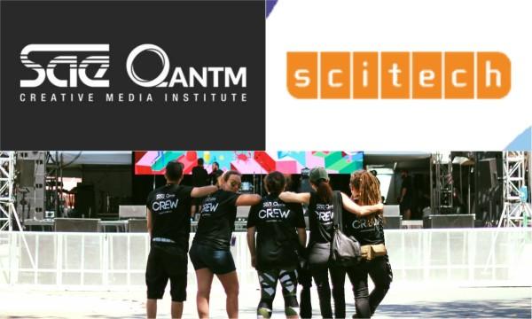 SAE + Scitech