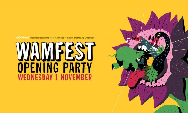 WAMFest Live Opening Party