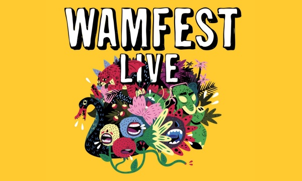 WAMFest Live Saturday 2017