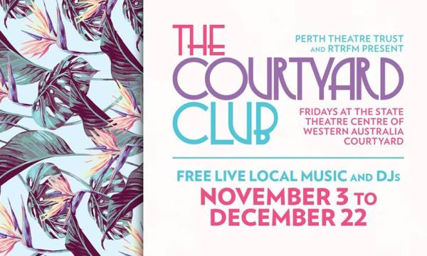 The Courtyard Club 2017 Series