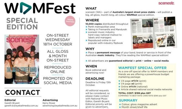 scenestr wamfest deal_1200x720