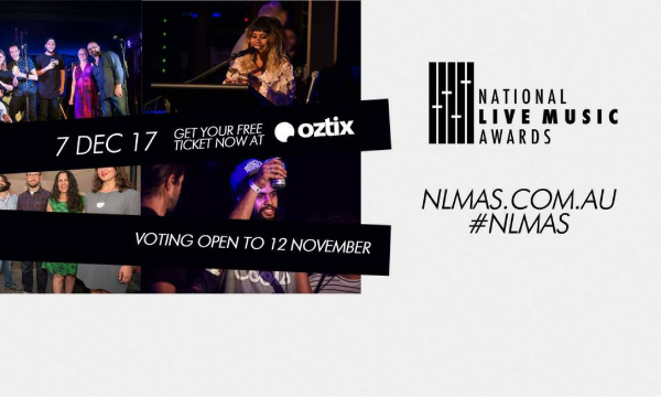 Celebrate National Live Music Awards