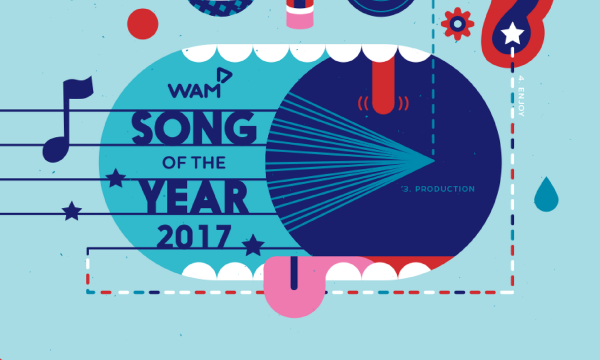 Wam Song Of The Year 2017:18 (WAM News)