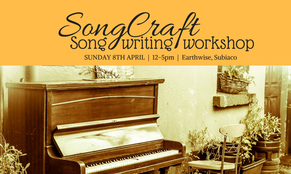 SongCraft: Songwriting Workshop
