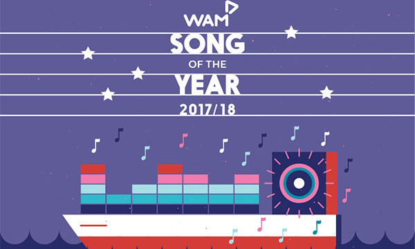 WAM's Song of the Year Awards Party 2018