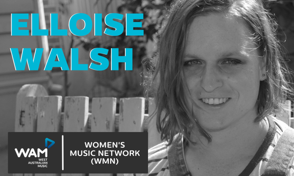 Women's Music Network (WMN) | May Meetup w/ Elle Walsh