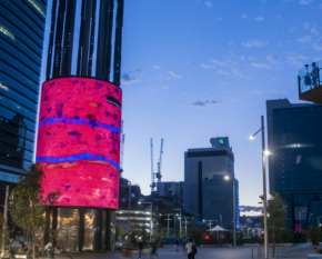 Yagan Square Digital Tower