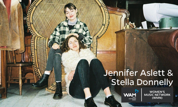 Women's Music Network (WMN) | July Meetup w/ Jennifer Aslett & Stella Donnelly
