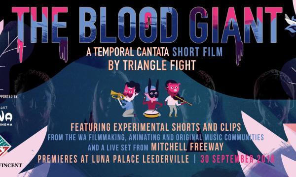 Perth Band Triangle Fight's Concept Album Film Premiere