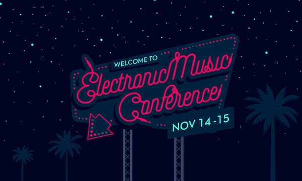 Electronic Music Conference 2018