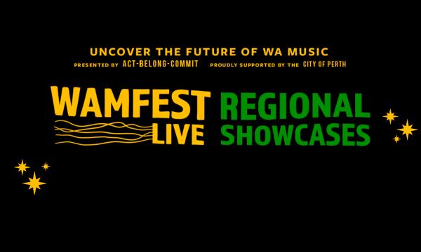 WAMFest Live Regional Showcases