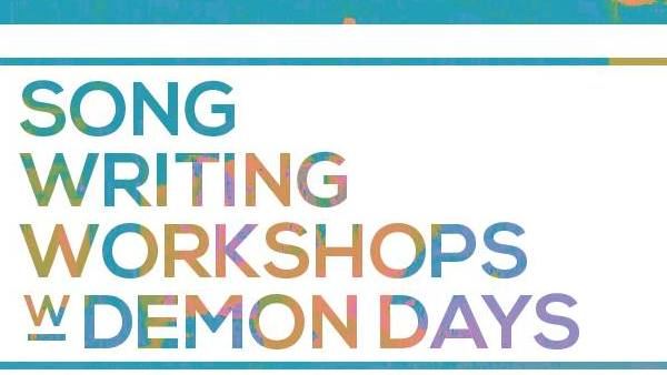 Songwriting Workshop With Demon Days