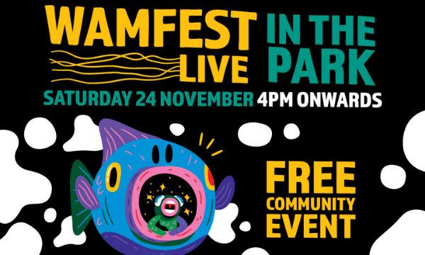 WAMFest Live in the Park – Bassendean