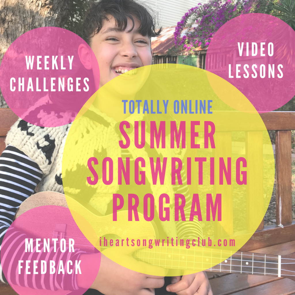 Summer Songwriting Program