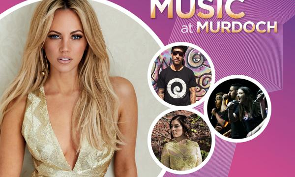 Music at Murdoch returns in 2019