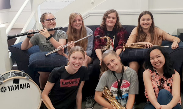 WAYJO: Young Women In Jazz Workshops
