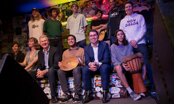 ALP Music Hubs Annoucned in Leederville