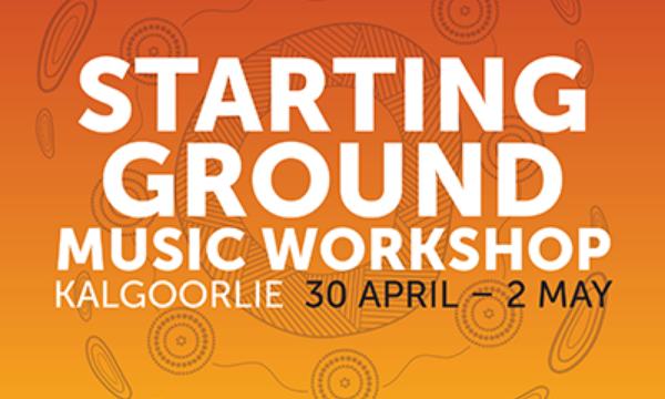 Starting Ground Kalgoorlie