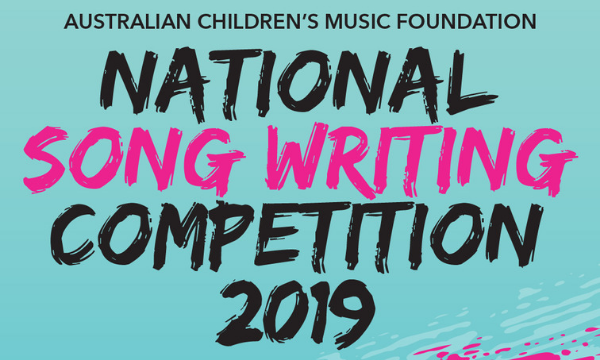 ACMF National Songwriting Comp 600x365