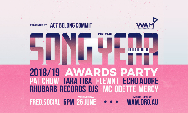 WAM Song of the Year Awards