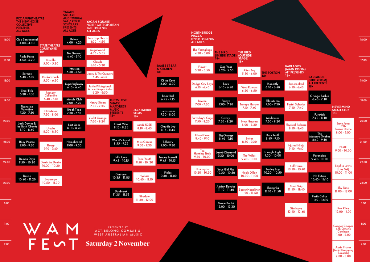 wamfest19_program_timetable4_A3_V1b