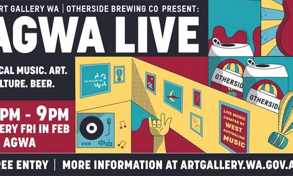 AGWA Live feat. Carla Geneve & Farraday's Cage