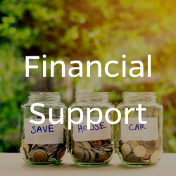 Financial Support Button