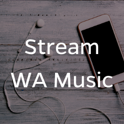 Stream WA Music Button