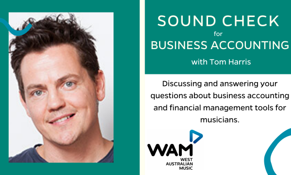 Sound Check for Business Accounting with Tom Harris