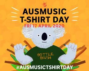 triple j ausmusic_t-shirt_day-April2020