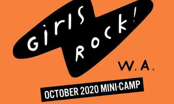 Girls Rock! WA Mini-Camp!