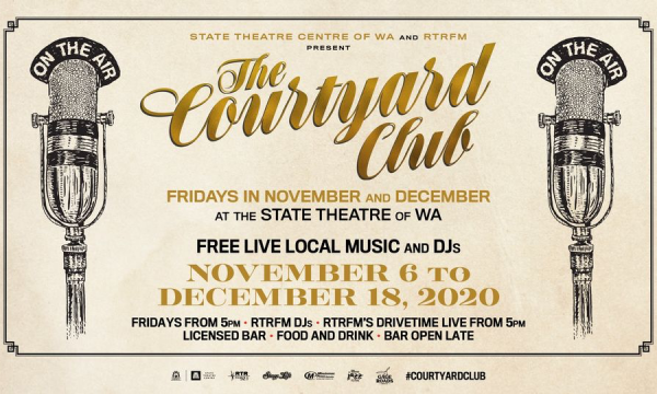 The Courtyard Club 2020: Week 2