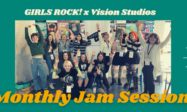 Girls Rock! WA Jam Session | March