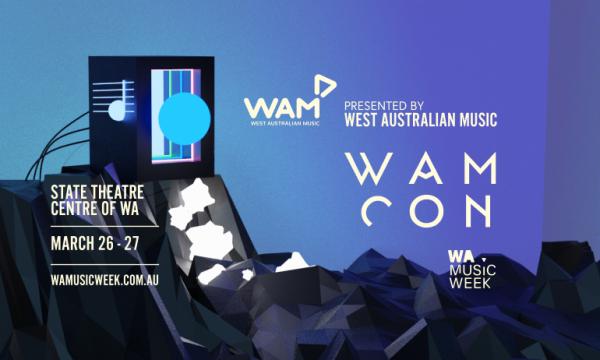 WAMCon 2021   WA Music Week