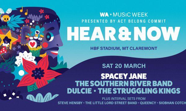 Hear & Now | WA Music Week