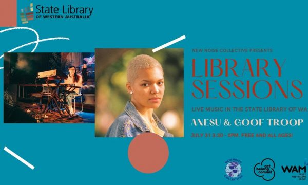 New Noise Collective Library Sessions | Anesu & GoofTroop